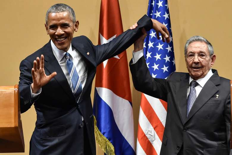 Obama, Castro hail new day for US-Cuba relations