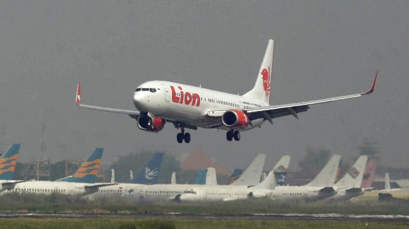 Indonesian passenger flight crashes into sea: Officials