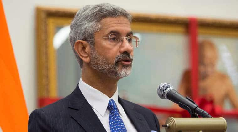 Jaishankar meets his Bangladeshi counterpart, discusses bilateral ties