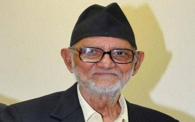 Former PM of Nepal Sushil Koirala passes away