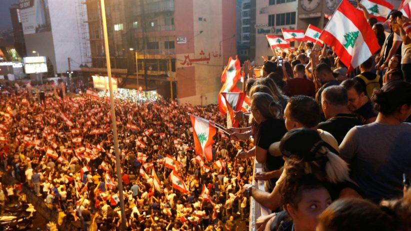 Protests continue for 6th day despite economic reform plan announced by govt in Lebanon