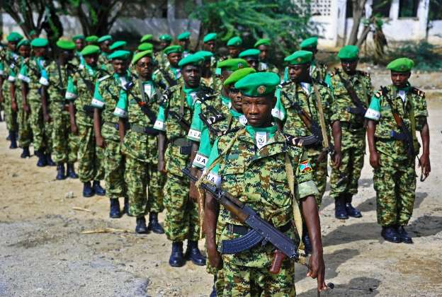 United Nations to cut 1,000 troops from Somalia force