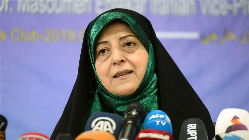 Iranian Vice President tests positive for COVID-19