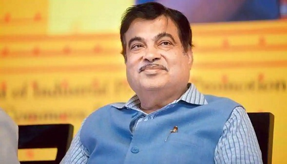 Nitin Gadkari Lays Foundation Stone of First Ever Multi-Modal Logistic Park in Assam
