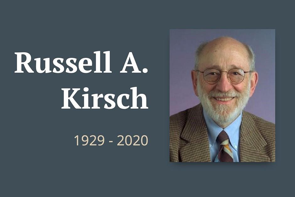 Pixel inventor Russell Kirsch dead at 91