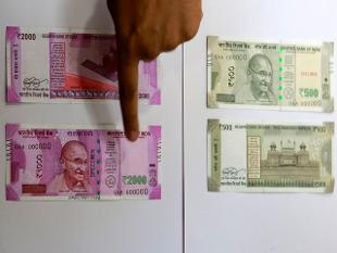 Indian expats won't get new Rs500 and Rs2,000 notes in UAE