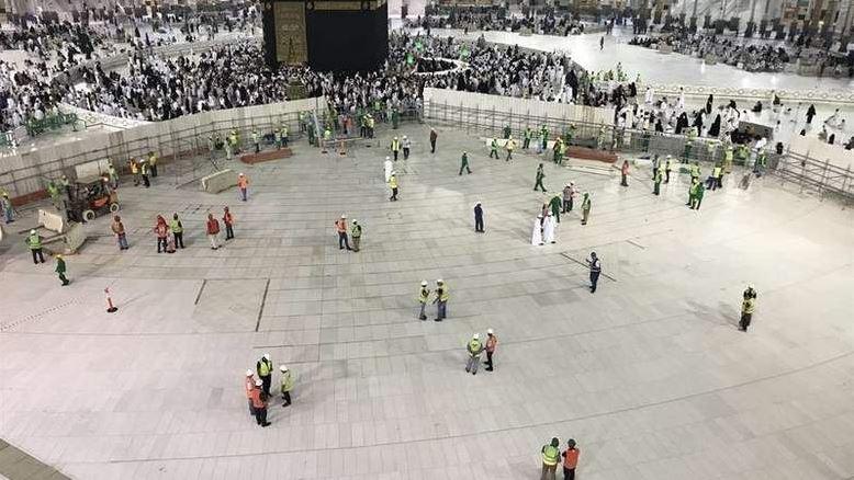 Zamzam well in Makkah to be renovated