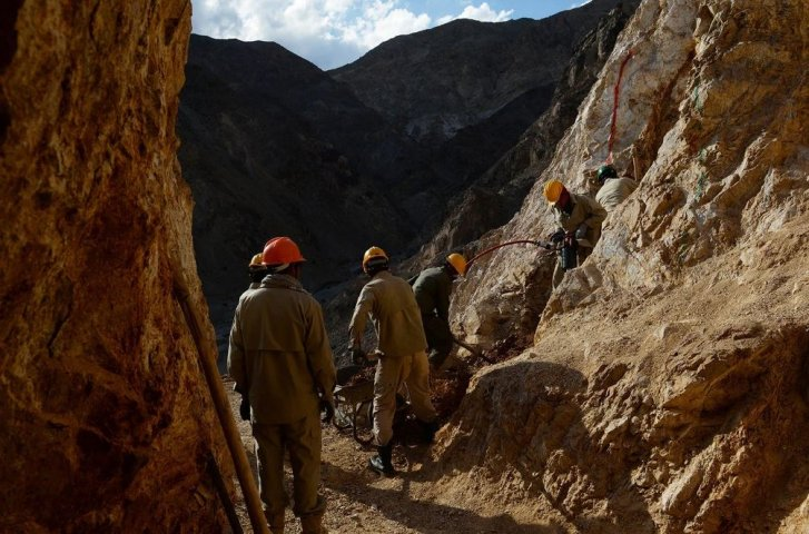 At least 40 killed in a gold mine collapse in Afghanistan