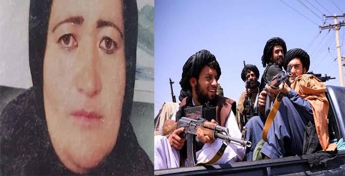 talibankillpregnantafghanpolicewomaninfrontofherfamily:report