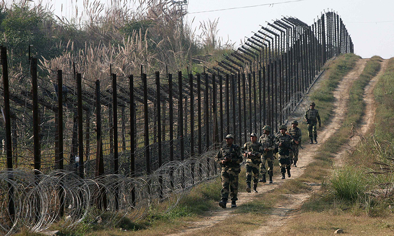 Indian and Pakistani military officials agreed to avoid artillery exchanges in Kashmir