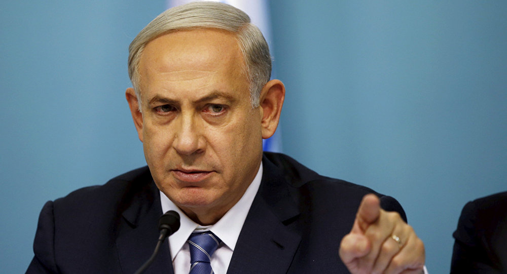 Israeli PM Netanyahu urges Iran to get out of Syria fast