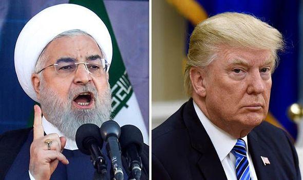 Rouhani says US sanctions won
