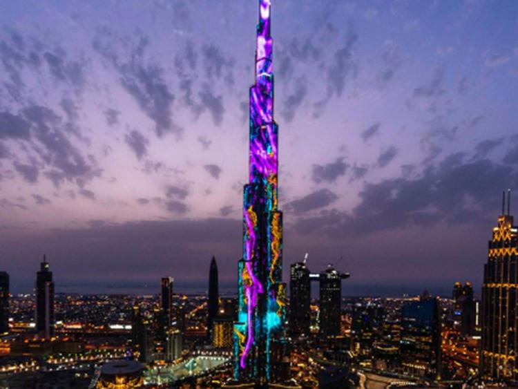 LED shows to light up Burj Khalifa this Ramadan