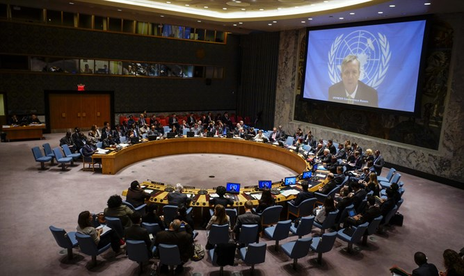 UNSC meets today to discuss Palestinian rocket attacks on Israel