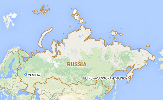 7 magnitude earthquake strikes eastern Russia