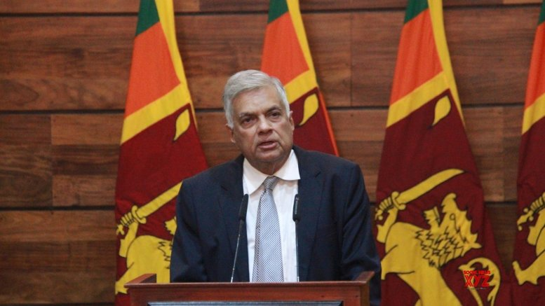 Sri Lankan PM Ranil Wickremsinghe apologizes over failure to protect victims on Easter