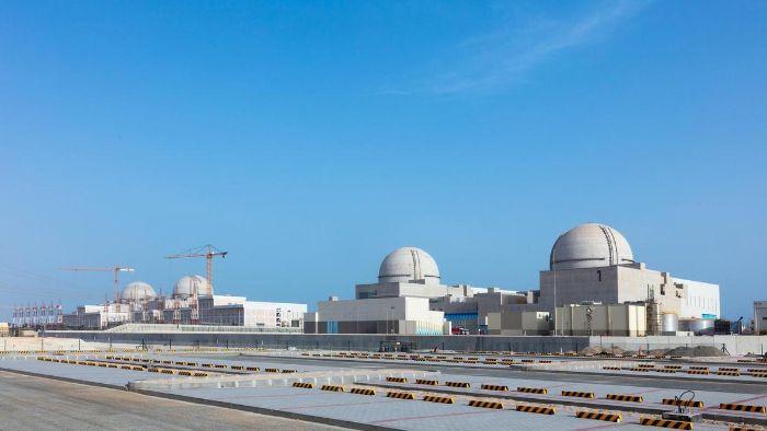 uaesfirstnuclearpowerplantbeginscommercialoperations