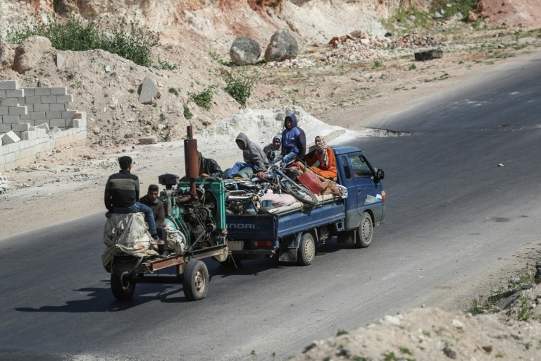 More than 150,000 displaced in northwest Syria in one week: UN