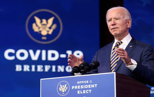US President elect Joe Biden unveils 1.9 trillion dollar Coronavirus relief package