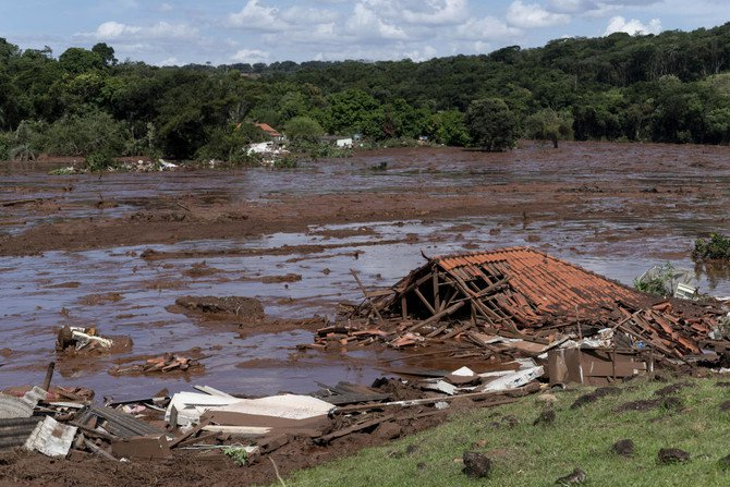 7 killed, 150 missing as dam collapses in Brazil