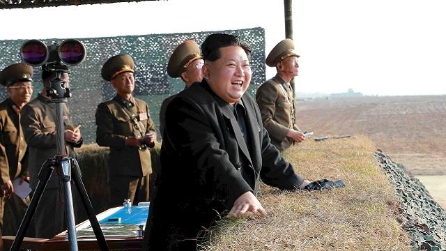 North Korea threatens nuclear strikes against S Koreal, US
