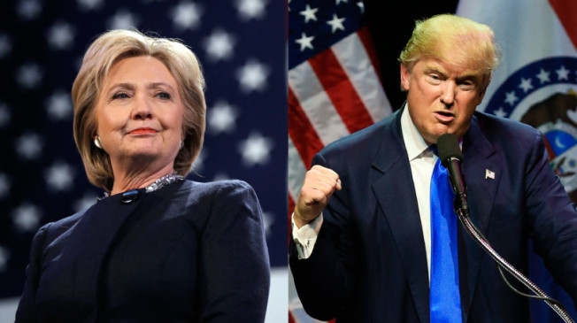 Clinton leads Trump by 11 points in US presidential race: poll