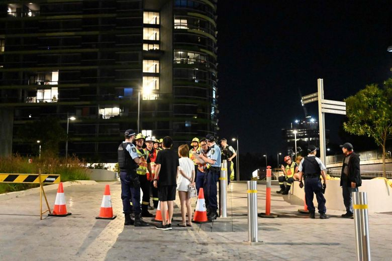 Christmas dashed for residents of Sydney