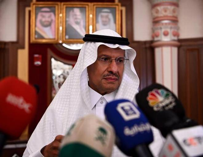 Saudi Arabia says crude oil production to be fully restored by month end
