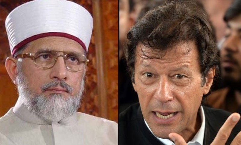 Court directs police to arrest Imran Khan, Tahirul Qadri in PTV attack case