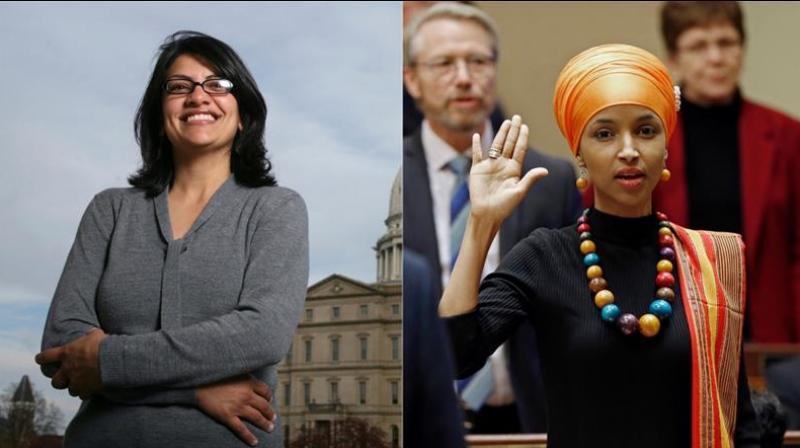 2 Muslim women get elected in US Congress