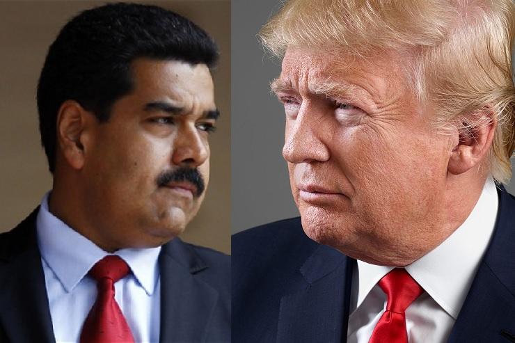 US imposes financial sanctions on Venezuela