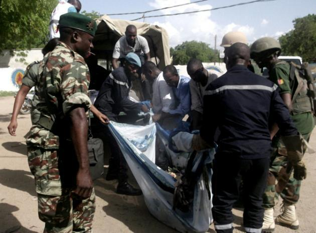 35 people killed in suicide attack in Cameroon