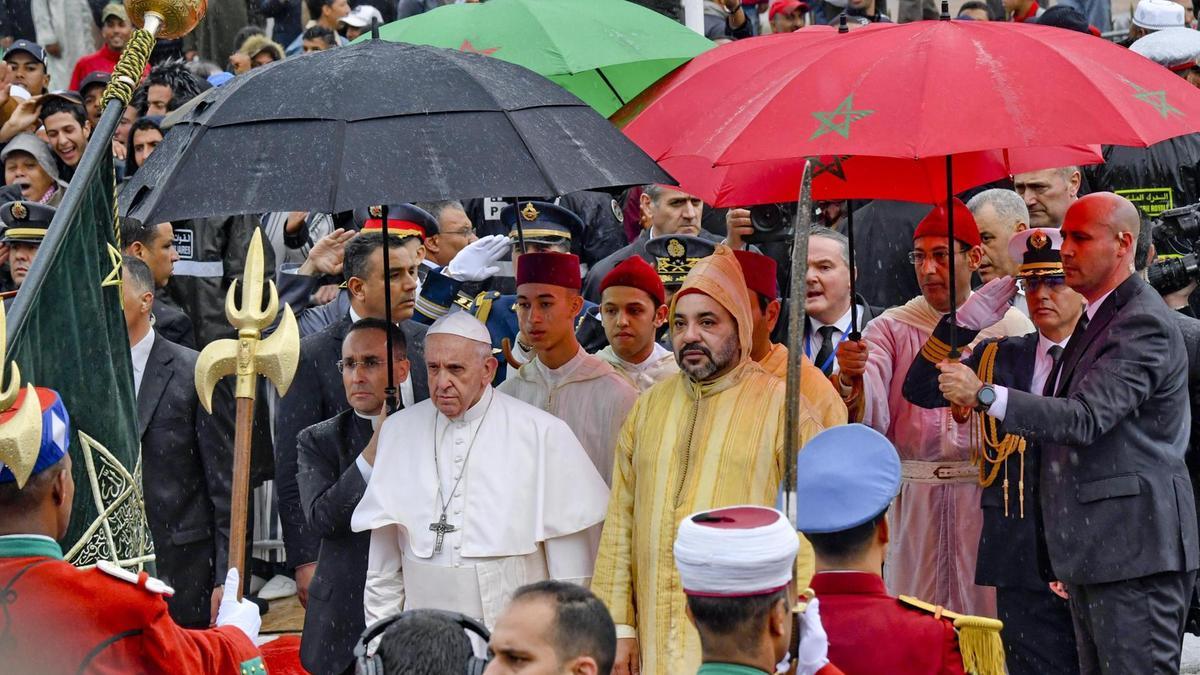 Pope Francis signs Jerusalem declaration on Morocco trip