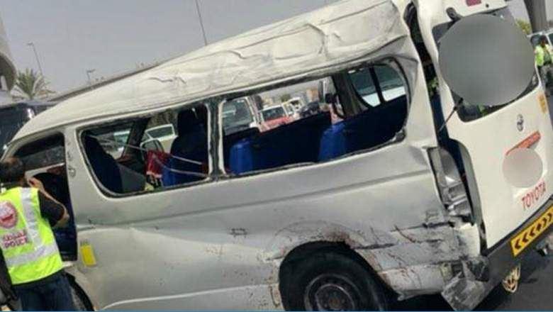 2 dead, 5 injured in Dubai road accident