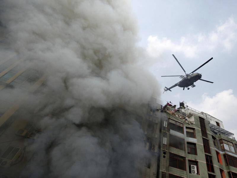 Bangladesh fire death toll rises to 25