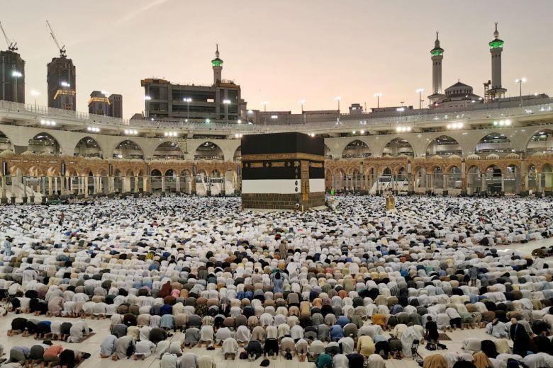 More than two million faithful begin Haj pilgrimage