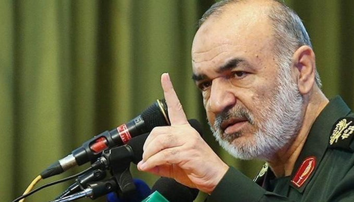 Guards chief warns any country that attacks Iran will be