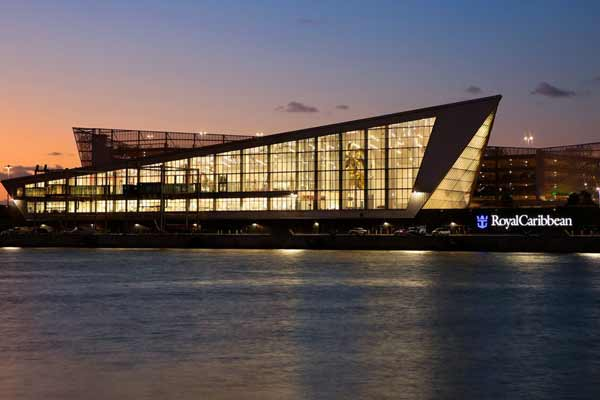 Royal Caribbean opens hi-tech new terminal in Miami