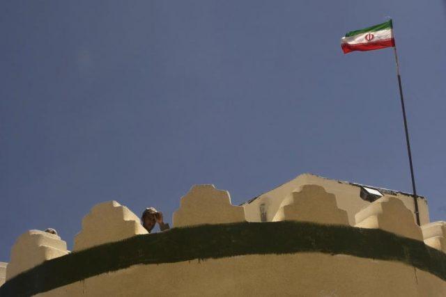 At least eight Iran guards dead in clash on Pakistan border