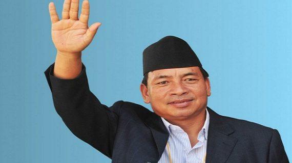 Nanda Bahadur Pun elected Nepal vice President