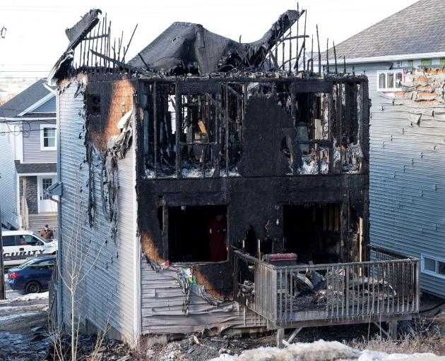 7 children from same family die in Canada house fire