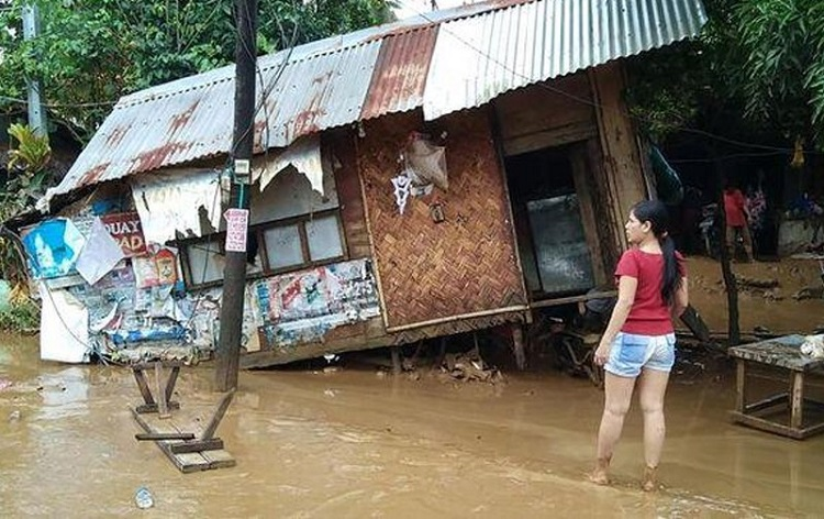 Tropical storm Usman leaves 68 dead in the Phillippines