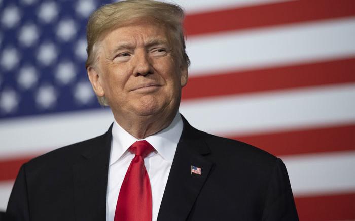 Trump says N.Korea suffering, doesn