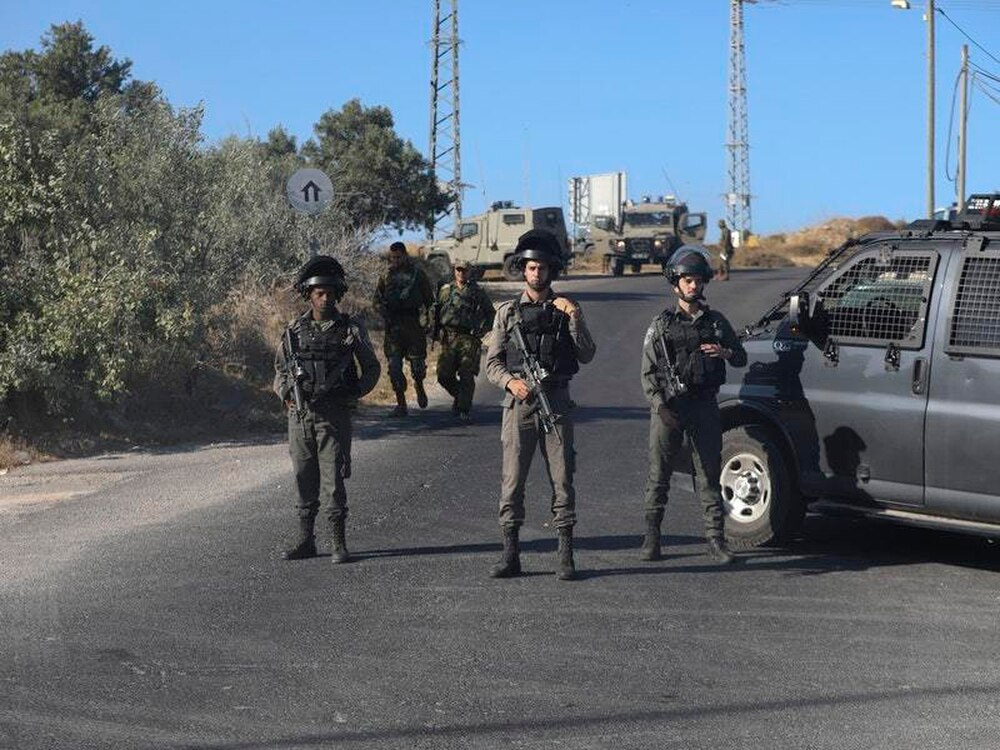 Israeli army says body of soldier found in West Bank
