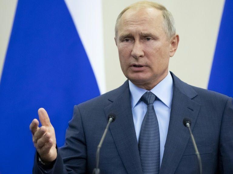 Putin urges