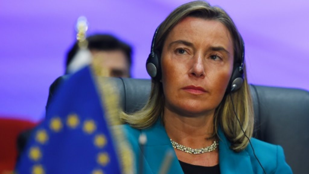 EU urges nations to avoid any military intervention in Venezuela