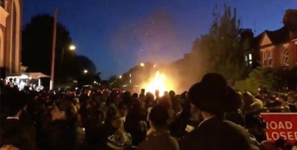 30 injured in explosion in London