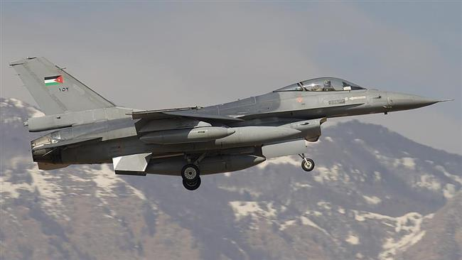 yemeniforcestargetjordanianf16fighterjetoversaudiarabia:report