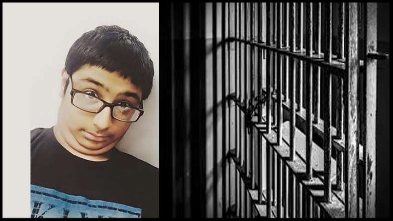 Sikh boy jokes about bomb in backpack spends three days in Jail
