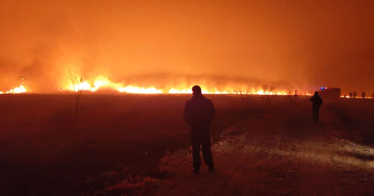 30 people dead in China forest fire